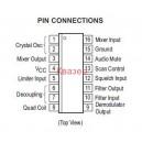MC3361 Low Power Narrowband FM IF