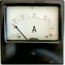 Амперметър 0-100A AC 144/144mm 1E52