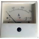Амперметър 0-300A Е21-1 AC 80/80мм