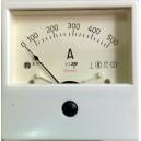 измервателен уред амперметър, аналогов, 0-500A AC